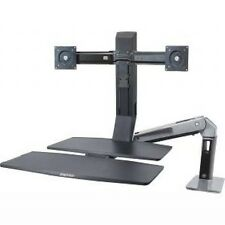 ERGOTRON Workfit-A Dual With Worksurface Plus RC2307 Lcd MOUNT NEW