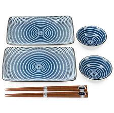 Tochiri 6pce Japanese Sushi Set
