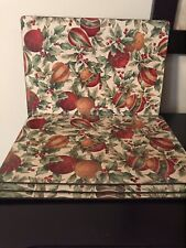 CHRISTMAS HARD CORK BACK PLACEMATS SET OF 4
