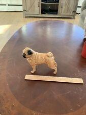 New ListingCollectsbl Pug Dog Vintage