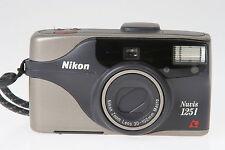 Nikon Nuvis 125 i APS Kamera mit 30-100mm Macro #4180122