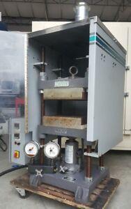 "Carver 12 ton heated lab press 4122 (12"" x 12"")"