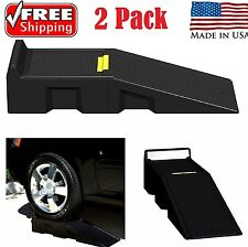 Auto Ramps Automotive Car Tire Atv Pickup Truck Loading Discount Motorcycle NEW