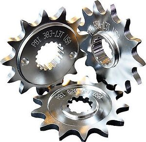 Steel 12 Tooth Front Sprocket PBI 857-12
