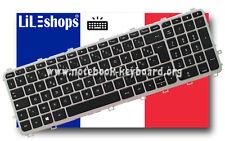Clavier Français Original Pour HP V140626A FR 736685-051 Backlit