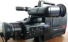 📹 Panasonic AG170 Reporter VHS Video Camera/Camcorder/AG-B3 Adapter/Case + MORE