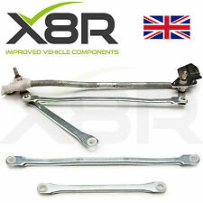 For UK Nissan Micra K12 2003-10 Wiper Motor Linkage Repair Arms Rod Set Repair