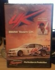 BMW TEAM UK 2004-05 DVD NEW AND SEALED