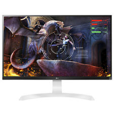 "LG - 27UD69P-W 27"" IPS LED 4K UHD FreeSync Monitor - Black/White - In Retail Box"