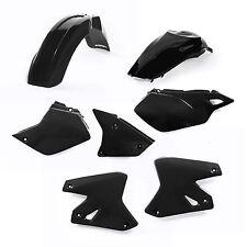 Suzuki DRZ400SM 2011 2012 2013 2014 2015 Black Plastic Kit Plastics 7586BL