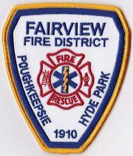 Fairview Fire Dist. Poughkeepsie Hyde Park New York patch