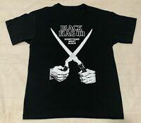 BLACK FLAG Everything went black T-Shirt, Hoodie, Punk Band, BLACK, Size S-5XL