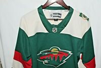 NHL Youth Minnesota Wild Licensed Kids Jersey New With Tag Kids  Small/Medium