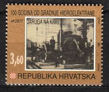 Croatia - 1995 Hydro powerplant centenary - Mi. 331 MNH