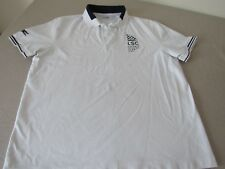 Lacoste Sailing Club France Polo Shirt Mens SIze XL Fits Like Large