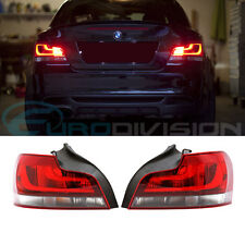 BMW Genuine E82 / E88 Blackline LCI Style Tail Lights 125i 135i
