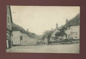 Devon KENTISBEARE Fore St Used 1906 PPC
