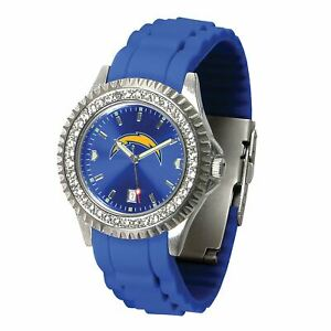 Gametime Los Angeles Chargers Ladies Sparkle Watch