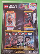 Lego® Star Wars™ Trading Cards Multipack mit LE 8 Hitziger Poe Dameron