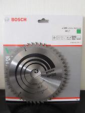 Bosch Kreissägeblatt Optiline Wood 180x2,6x30/20mm Kreissägeblätter Z48