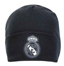 adidas hommes Bonnet REAL MADRID 3 bandes Ronaldo CHAPEAU FOOTBALL cy5599 NEUF