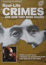 Real-Life Crimes Issue 35 - Death in the happy Valley, Mark Glear