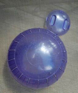 "Kaytee/Super Pet 7"" Run About Ball For Rodents,Etc. Excellent Condition."