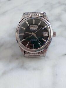 Vintage Watch Citizen Cal 5204