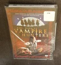Tsui Hark's Vampire Hunters (DVD, 2003) Chinese supernatural action film NEW