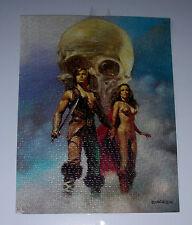Boris Vallejo Fantasie puzzle 1981 Waddington 750 White Magic Complete rare