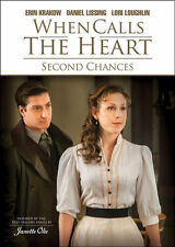 When Calls the Heart: Second Chances (DVD, 2014) Usually ships within 12 hours!!
