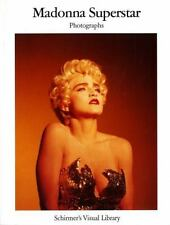 Schirmer's Visual Library:MADONNA SUPERSTAR: Photographs by Karl Lagerfeld~Nice!