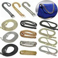 Metal Chain Strap Replacement Handle Shoulder Crossbody For Purse Bag Handbag