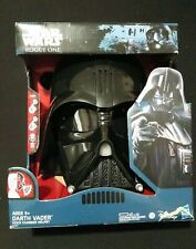 Star Wars Rogue One Darth Vader Voice Changer Mask Helmet New