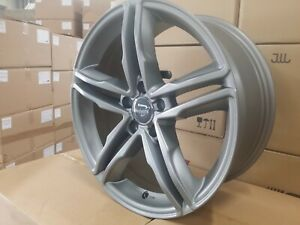 Einzelstück Wheelworld WH11 8,0x18et45 lk5x112 Daytona Grey