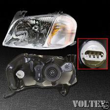 2001 2004 Mazda Tribute Headlight Lamp Clear Lens Halogen Driver Left Side Fits