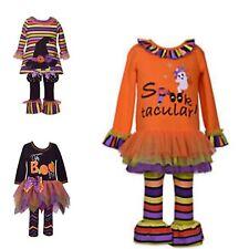 Bonnie Jean Halloween 2 Piece Outfit NWT $48