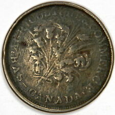 1837 CANADA 1 SOU BELLEVILLE - PRICED RIGHT!