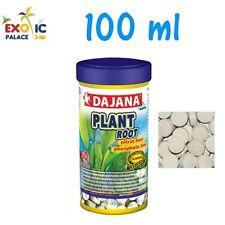 DAJANA PLANT ROOT 100ml FERTILIZZANTE COMPRESSE PER PIANTE ACQUARIO ACQUA DOLCE