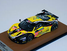 1/43 Looksmart Ferrari 458 GT2 JMW AM #66 Le Mans 2015 leather base
