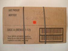 Neues AngebotUS Army MRE EPA Karton A, Insp. Date 06/20,Verpflegung, Ready to eat, Notration