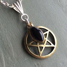 Onyx Brass Fine Necklaces & Pendants