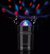 Top Qualité Mini Bluetooth ® speaker avec Disco Light