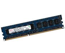 4GB 2Rx8 Dual Rank DDR3 1333 Mhz ECC UDIMM Unbuffered Hynix PC3-10600E RAM DIMM