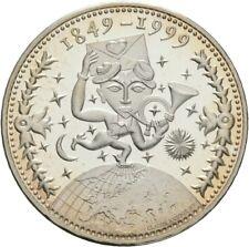 Künker: Schweiz, 20 Franken 1999, 150 Jahre Post, Silber, Erhaltung!