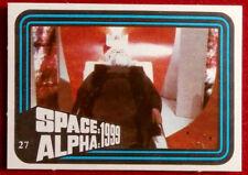 SPACE / ALPHA 1999 - MONTY GUM - Card #27 - Netherlands 1978