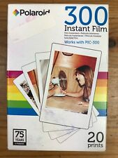 Polaroid Pif300 Instant Film - 20 prints New Sealed Expired 11/2017