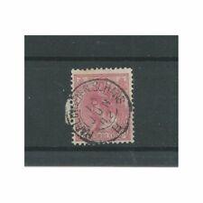 """Nederland 60 """"HARLINGEN-N:SCHANS 1802"""" kleinrond  VFU/gebr CV 8+ €"""