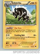 2016 pokemon Breakpoint rare Zebstrika 49/122