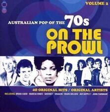 NEW Vol. 2-On the Prowl: Australian Pop of the 70's (Audio CD)